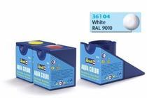 Tinta Aqua Color Branco Brilhante 18ml para Modelismo - Revell -