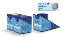 Tinta Aqua Color Cinza USAF Fosco 18ml para Modelismo - Revell -