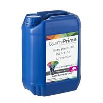 Tinta Compatível para Recarga HP 22 28 57 Impressora HP F4180 2510 1315 J3680 3845 Corante Magenta d - Toner Vale
