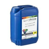 Tinta Compatível para Recarga HP 22 C9352A Impressora F4180 J3680 F380 1410 Corante Yellow de 20L - - Toner Vale