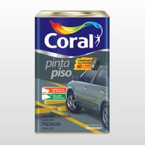 Tinta coral piso verde 18 lts