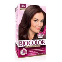 Tinta de Cabelo Biocolor Acaju Escuro Poderoso 4.5 -