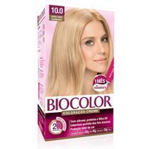 Tinta de Cabelo Biocolor Louro Exuberante 10.0 -