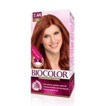 Tinta de Cabelo Biocolor Mini Kit Cobre Intenso 7.44 -