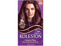 Tinta de Cabelo Koleston Borgonha Vibrante - Vermelhos Poderosos 4446