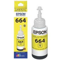 Tinta Epson L380 T664 T664420 T-664 Yellow Original 70ML