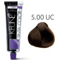 Tinta Keune Color Ultimate Cover Plus 60ml - Cor 5.00 - Castanho Claro -
