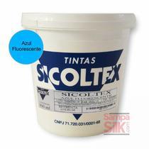 Tinta Latex Fluorescente para Faixa e Parede Sicoltex 900ml -