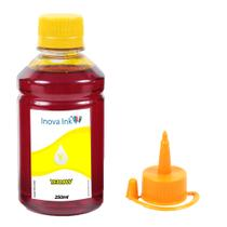 Tinta para Epson Ecotank L4160 Yellow 250ml Inova Ink