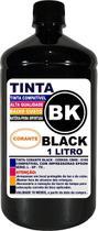 Tinta Preta 1 Litro Compatível Epson L396 L395 L380 L120 L220 L355 L365 L375 L455 - Authentic