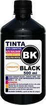 Tinta Preta 500ml Compatível Epson L396 L395 L380 L120 L220 L355 L365 L375 L455 - Authentic