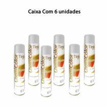 Tinta Spray Chemicolor Prata Metálico 400ml. Caixa 6un. -