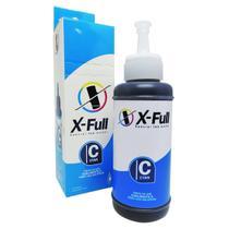 Tinta Sublimática Ciano com 100ml X-Full para Impressoras L200 L210 L365 L375 L385 L455 Série 664 -