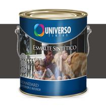 Tinta Universo Esmalte Sintetico Stand Cinza Escuro 900ml -