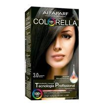 Tintura Alfaparf Colorella Castanho Escuro 3.0 - Alta moda