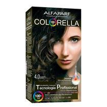 Tintura Alfaparf Colorella Castanho Médio 4.0 - Alta moda