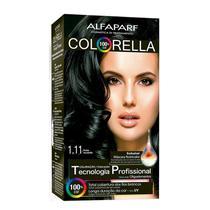 Tintura Alfaparf Colorella Preto Azulado 1.11 - Alta moda