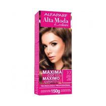 TINTURA ALTAMODA ALFAPARF 7.7 CAST. LUM. EXTRA CLARO 150g -