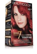 Tintura Beauty Color Kit Nova 66.46 Vermelho Picante -