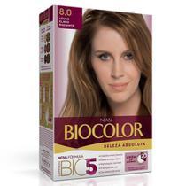 Tintura Biocolor Creme - Louro Claro 8.0 -