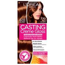 Tintura Casting Creme Gloss 770 Doce De Leite -