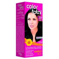 Tintura Color Total Salon Line Preto 2.0