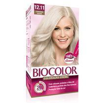 Tintura/Coloração Biocolor Kit Louríssimo Ousado 12.11 -
