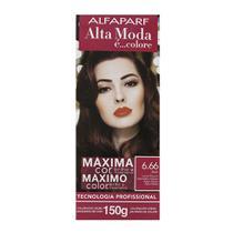 Tintura Creme Altamoda Alfaparf Rubi 6.66 - Alta Moda