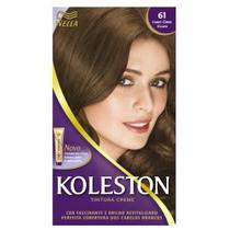 Tintura Koleston 61 Louro Cinza Escuro -