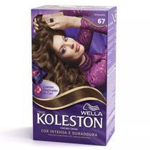 Tintura Koleston 67 Chocolate - Wella