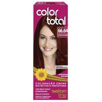 Tintura Salon Line Color Total 50g Color Total Vermelho Glamour 66.64