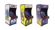 Tiny Arcade 3 Mini Fliperama Galaxian Pac-Man Space Invaders - Dtc