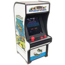 Tiny Arcade Mini Fliperama Retrô Galaxian com Som Dtc -