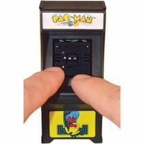 Tiny Arcade Mini Fliperama Retrô Pac Man com Som Dtc -