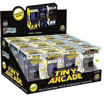Tiny Arcade Mini Fliperama Retrô Sortidos Com Som Dtc 4788 -