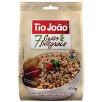 Tio João 7 Grãos Integrais com Quinoa - 500g -