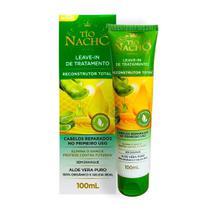 Tío Nacho Leave-in Tratamento Reconstrutor Total Aloe Vera 100mL - Tio Nacho