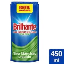 Tira-Manchas Líquido Brilhante Utile Fresh 12x450ML -