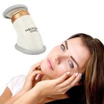 Tira Papada Massageador Facial Pescoço Queixo Neckline Slimmer - Mec