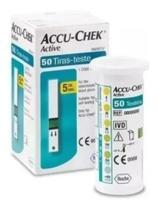 Tiras ACCU-CHECK C/ 50 TIRAS - Roche