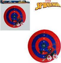 Tiro ao Alvo Homem Aranha c/ 2 Bolas Spiderman 22cm - 133611 - Etilux