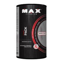 Titanium Pack 22 Sachês - Max Titanium -