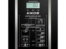 Balança Digital até 150kg Vidro Temperado - Super Fina - Kikos B-ISON - B