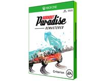 Burnout Paradise Remastered para Xbox One - EA