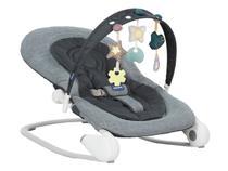 Espreguiçadeira Bebê Retrátil Reclinável - com Balanço Chicco Hooplá para Crianças até 18kg
