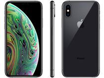 "iPhone XS Apple 512GB Cinza Espacial 4G Tela 5,8"" - Retina Câmera Dupla 12MP + Selfie 7MP iOS 12"
