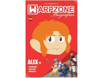Biografias Nº 5 Alex Kidd - WarpZone