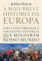 Livro - A mais breve história da Europa -
