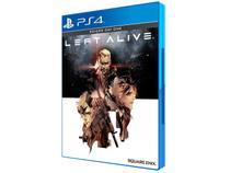 Left Alive para PS4 - Square Enix