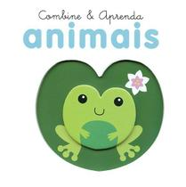 Livro - Combine e aprenda : Animais -